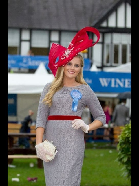 Dublin Horse Show 2012 Ladies Day Runner Up
