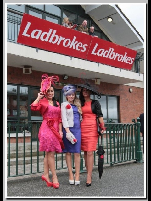 The Grand National at Fairyhouse, 2012