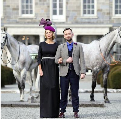 PURPLE TO REIGN AT CARTON HOUSE MOST STYLISH LADY-LADBROKES IRISH GRAND NATIONAL 2013, EASTER MONDAY