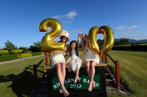 Killarney Races Launch