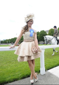 Yvette Byrne, 2011 winner