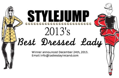 StyleJump Best Dressed Lady of 2013